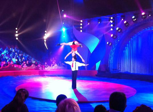 I Nanirossi a Circo Massimo Show
